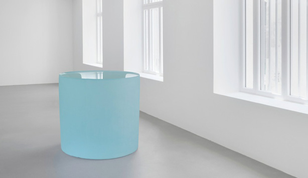 "Roni Horn, Untitled (""I deeply perceive that the infinity of matter is no dream.""), 2014"