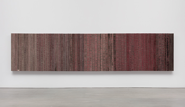 Theaster Gates, Dirty Red, 2016