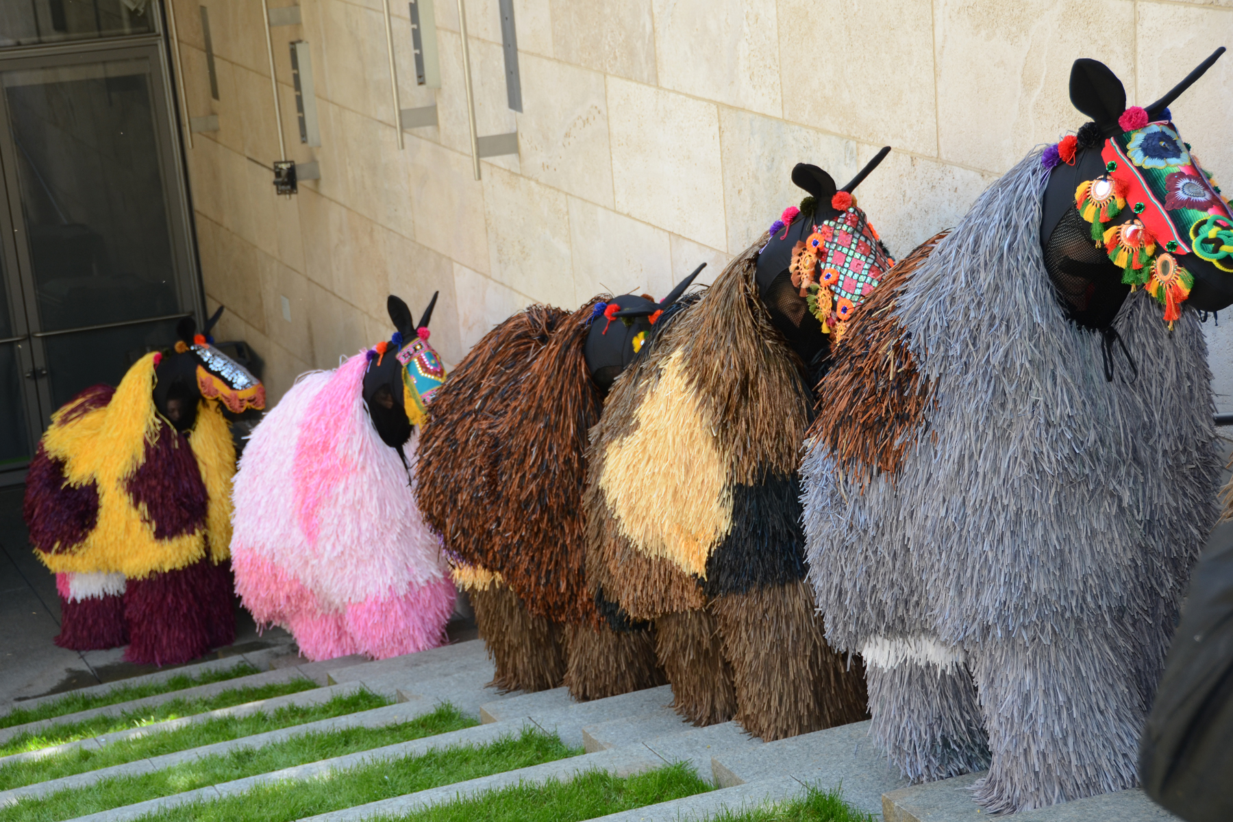 Nick Cave's Heard visits the Dallas Arts District