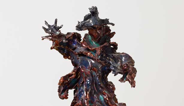 DFW.com reviews the Nasher's Return to Earth ceramics exhibition.