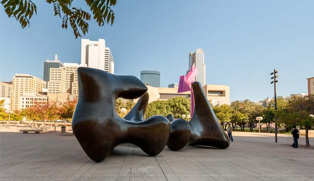 Rachel Harrison's Moore To The Point at City Hall Plaza
