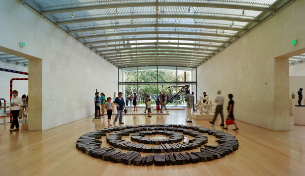 Gallery I in Nasher Sculpture Center